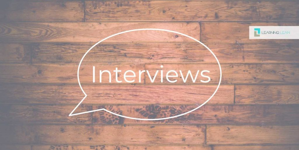 Learning Lean Artikel Potentialanalyse Interview klein
